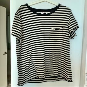 stripped tee LEVIS